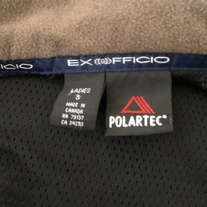 Exofficio Other - Exofficio Polartec Fleece Vest